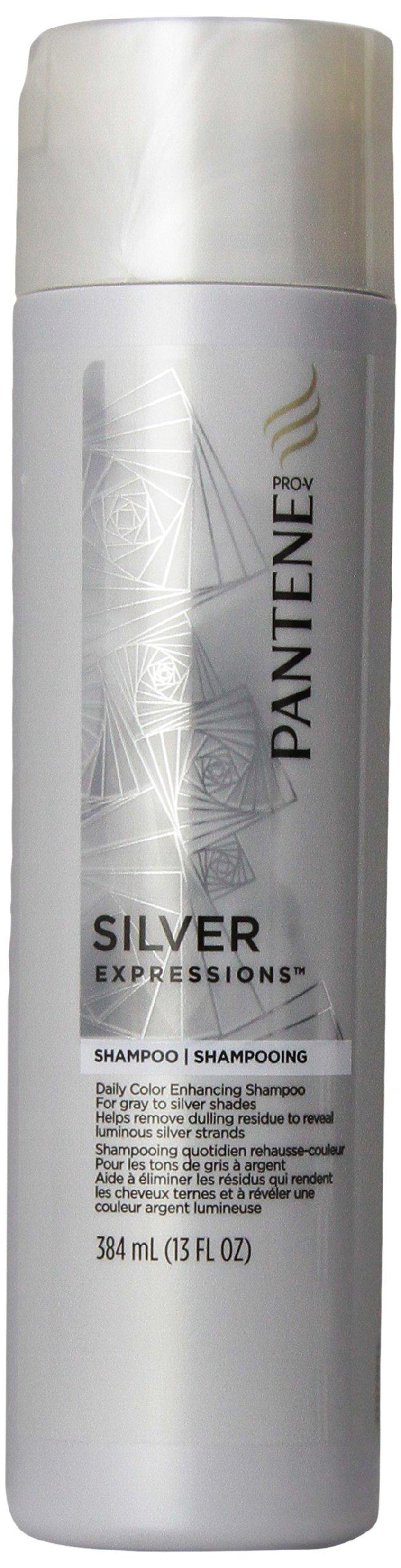 Pantene Pro-V Silver Expressions Shampoo 13 oz by Pantene
