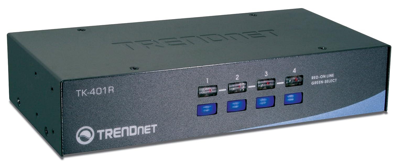 TRENDnet KVM Switch