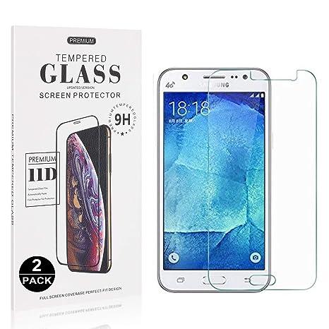SONWO Cristal Templado Galaxy J5 2016, [2 Piezas] Cristal Templado ...