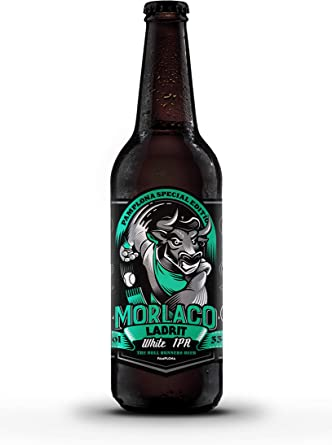 Cerveza artesana Morlaco Labrit (Pack 12 botellines): Amazon.es ...
