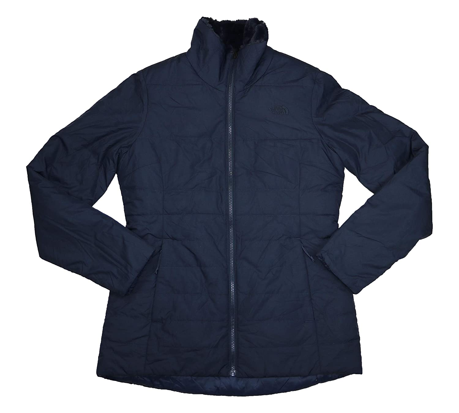 7a1f661a8 The North Face Women's Harway Reversible Puffer Coat, Blue, Medium ...