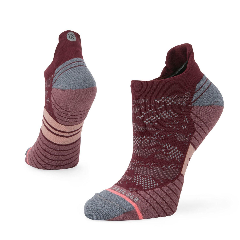 Stance W248A18CON Women's Connect Tab Sock, Purple - Medium(6-8.5)