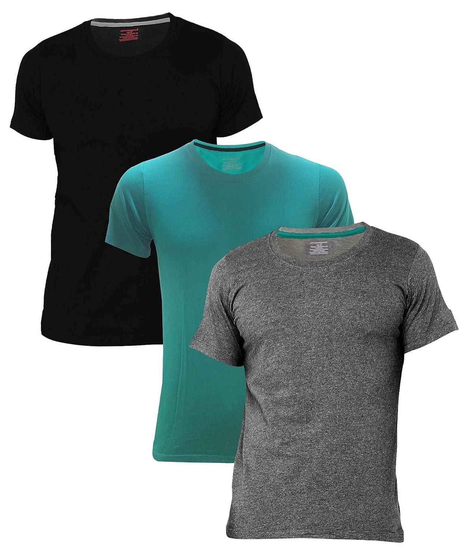 Chromozome Men's T-Shirt (Pack of 3)