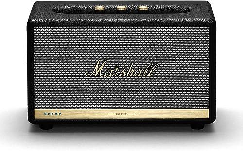 Marshall Acton II Wireless Wi-Fi Multi-Room Smart Speaker