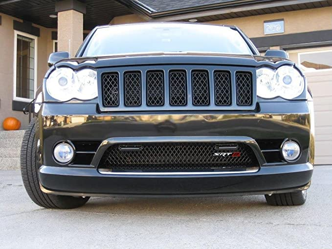 HeMi SRT 8 emblema adhesivo para Dodge Charger Ram Viper Chrysler Jeep tronco tapa frontal Grill: Amazon.es: Coche y moto