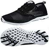 Amazon Price History for:Aleader Men's Quick Drying Aqua Water Shoes