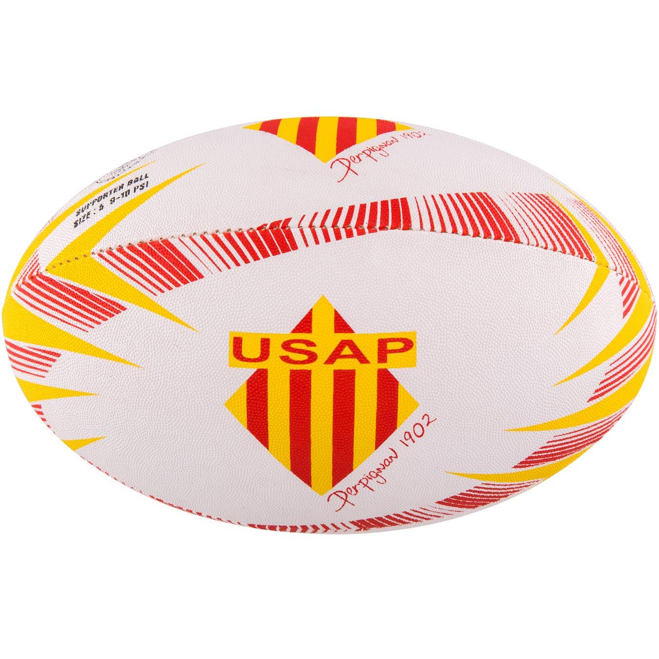 Gilbert Ballon rugby Perpignan- Supporter - T5 5024686283149