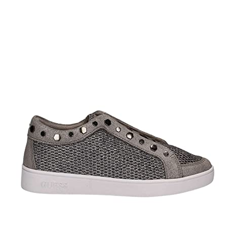 Amazon Gue40564 Pewter Sneaker Ref 35 it Gisela Guess xOfYqn7t7