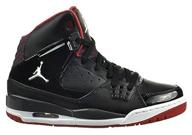 brand new 8e2c5 d1409 Jordan SC-1 Men s Shoes Black White Gym Red-Night Stadium Black