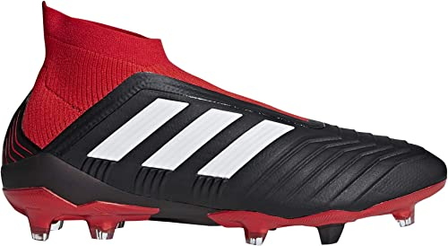 adidas Predator 18+ FG, Chaussures de Football Homme: Amazon