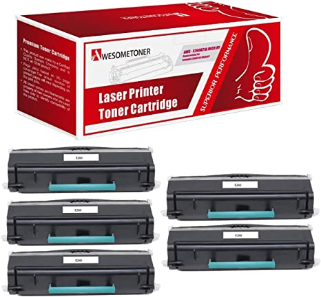 MS312dn MS410d MS315dn Black, 3-Pack Awesometoner/ Remanufactured/ Made in USA High Yield Toner/ Cartridge/ Replacement/ for/ Lexmark 50F1H00 501H MICR use/ with/ MS310dn