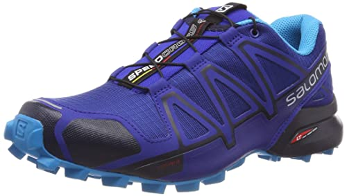 Salomon Speedcross 4, Calzado de Trail Running para Mujer: Amazon.es: Zapatos y complementos