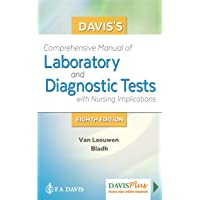 Davis's Comprehensive Manual of Laboratory and Diagnostic Tests With Nursing Implications (Davis's Comprehensive Handbook of Laboratory & Diagnostic Tests With Nursing Implications)