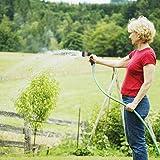 DCLYSI Garden Hose Nozzle,Water Hose Nozzle Heavy