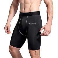 AMZSPORT Pantalón de Short Compresión para Hombre Deportes
