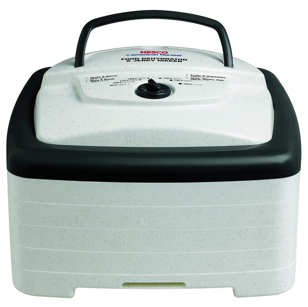 Nesco FD-80 700W Color blanco secador de fruta - Deshidratador de fruta (700 W): Amazon.es: Hogar