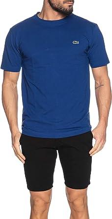 Lacoste Hombres Ropa Superior/Camiseta Classic: Amazon.es ...