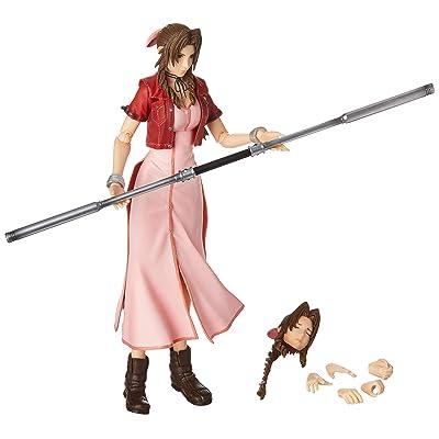 Square Enix Crisis Core Final Fantasy VII: Aerith Play Arts Kai Action Figure: Toys & Games