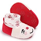 SeniorMar 1 Pair Cute Cartoon Christmas Baby Shoes
