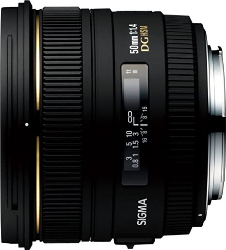 Review Sigma 50mm f/1.4 EX
