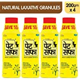 Pet Saffa Granules 200gm, Pack of 4