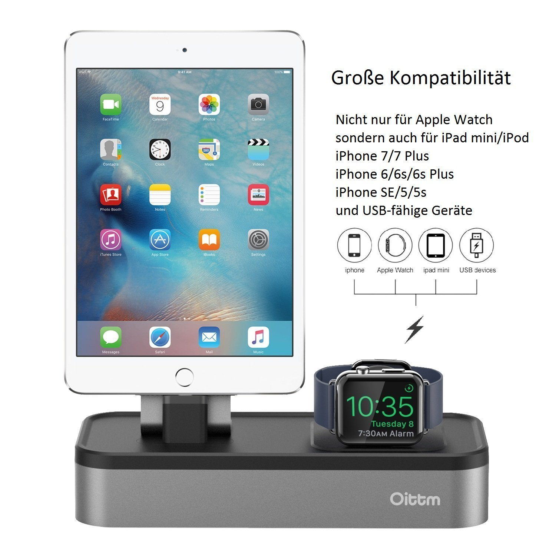 5 USB Ladestation-GREY: Amazon.de: Elektronik