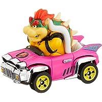Mattel - Hot Wheels Vehiculos Mario Kart, Bowser