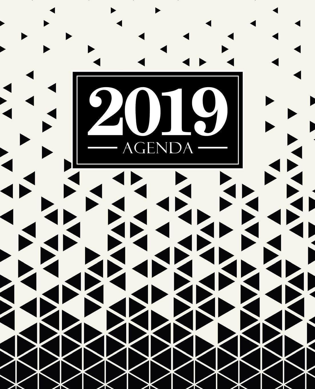 Amazon.com: Agenda 2019: 190 x 235 mm : Agenda 2019 semana ...