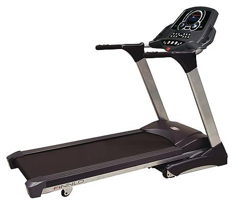 Finnlo II - Cinta de Correr para Fitness (pulsómetro de Banda ...