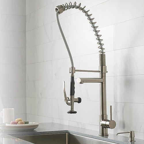 Commercial Kitchen Faucets: Amazon.com