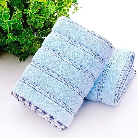 Toallas paños de lavado de algodón toallitas limpiador facial toallitas calidad de hotel super suave y