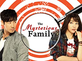Amazon com: The Mysterious Family Season 1 (English Subtitled): Kim