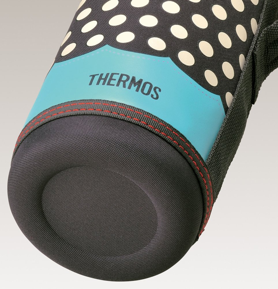 Thermos THERMOS vacuum insulation 2WAY bottle 1.0L dot Blue FFR-1004WF D-BL THERMOS