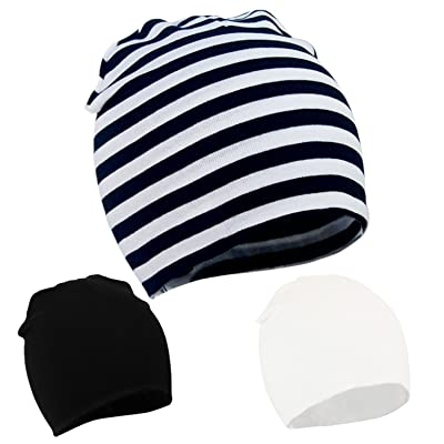 816d9c1f535 Zando Infant Beanie Hat for Boys Baby Knit Soft Stretch Lovely Cute Cotton Caps  Hat Comfort