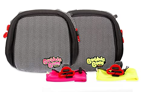 Bubble Bum infantil hinchable Booster Bubb lebum neón ...