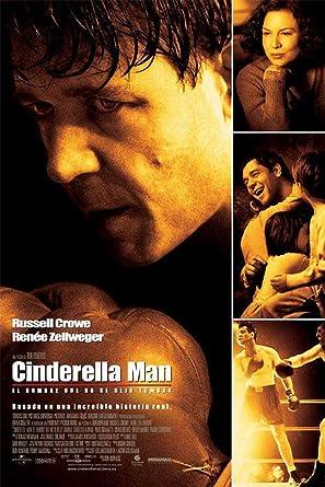 Cinderella Man [Blu-ray]: Amazon.es: Russell Crowe, Renée ...