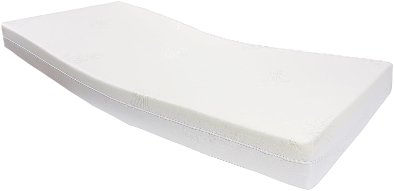 ... viscoelástica/ - Selección: Núcleo Altura aprox. 17 cm, con aloe vera aprox. 17,5 cm - Fabricado en Alemania., gomaespuma, 160 x 190: Amazon.es: Hogar