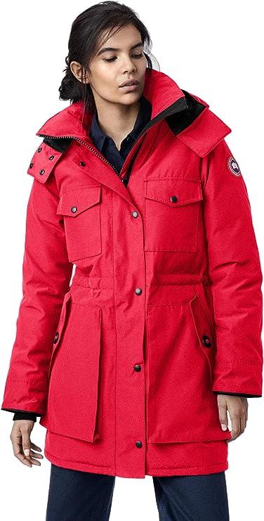 Canada Goose 加拿大鹅 Gabriola 女式派克大衣羽绒服 9折$742.5 两色可选 海淘转运到手约¥5087
