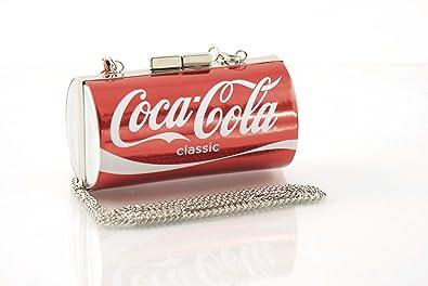 19a9503c3689 Mini Coco-Cola Can Shoulder Clutch Bag