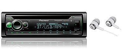 Pioneer in-Dash Built-in Bluetooth CD