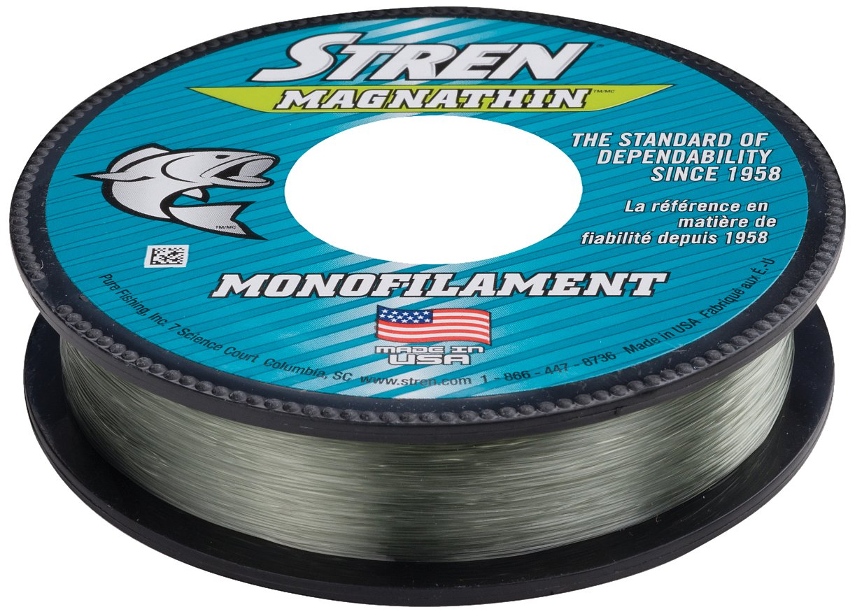 Stren MagnaThin Monofilament Fishing Line 1337075-P
