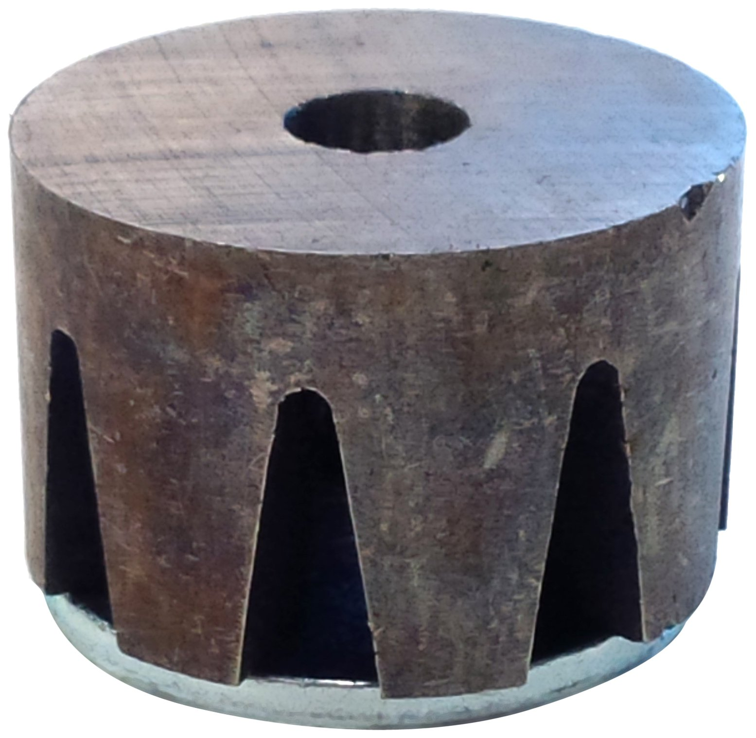 Eclipse Magnetics M19077NK Alnico Rotor Magnet, 1-1/2'' Diameter x 7/8'' Height, 6 Poles