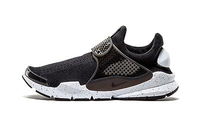 online store 6eac4 6f3fc Nike Sock Dart SE 833124-001 Black/White Mesh Phylon Foam ...