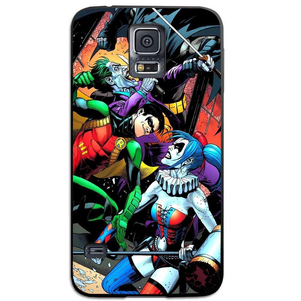 Batman and Robin vs Joker and Harley Quinn for Samsung ...