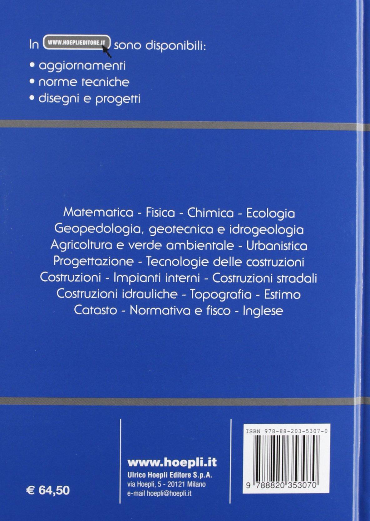 manuale del geometra per gli ist tecnici per geometri con cd rom rh amazon it manuale del geometra hoepli pdf download manuale del geometra hoepli pdf download