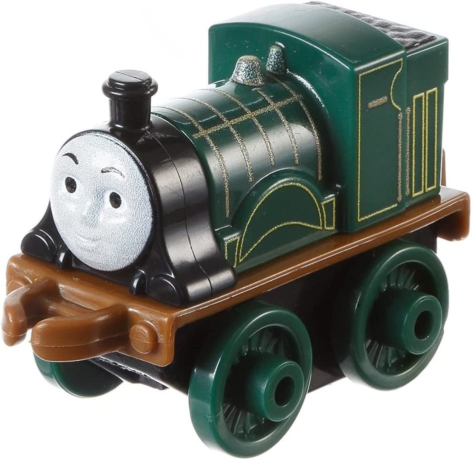 Amazon Com Thomas Friends Classic Emily Mini Minis Blind Bag Single Train Pack Toys Games
