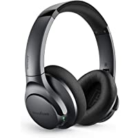 Anker Soundcore Life Q20 Bluetooth Headphones with Travel Case, Hybrid Active Noise Cancelling, 40H Playtime, Wireless…