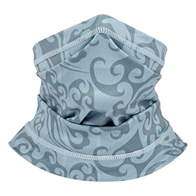 Simayixx Bandanas for Mens Womens Face Cover Scarf Dust Sun UV Protection Quick-Drying Multifunctional Sports-Headbands (F, Free Size): Clothing