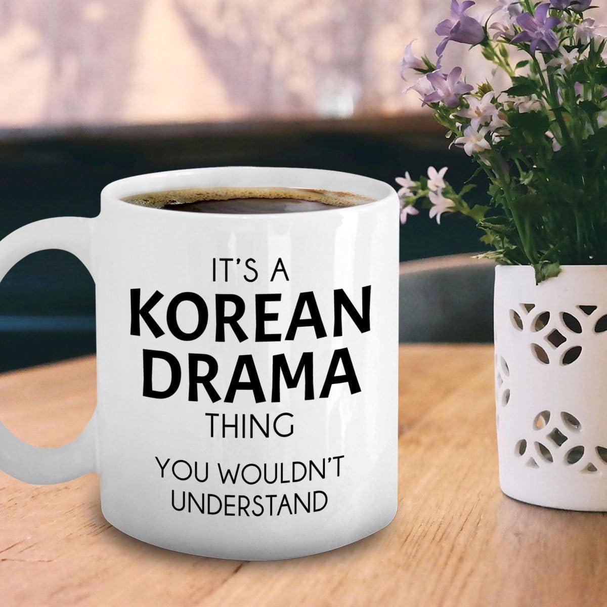 kdrama mug