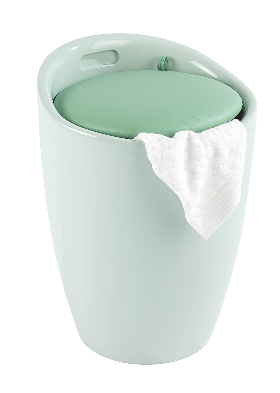 Wenko 21951100 Candy - Taburete de baño de plástico a65fa48b4674